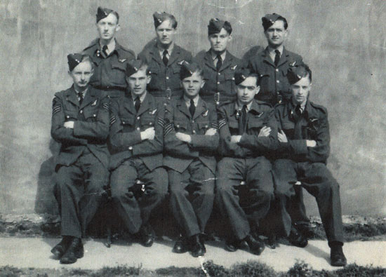 The Godmanchester Stirling - Sergeant Norman Rixson